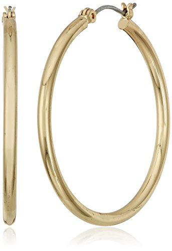 nine west nw basics hoops recolor gold tone hoop