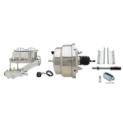 1 In Bore 55-57 Fullsize Fits Chevy Brake Booster Conversion Kit SS
