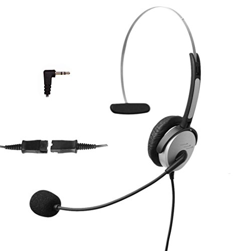 4call-k500qj35-35mm-mono-telephone-headset-for-business-office-deskphones-alcatel-lucent-ip-touch-40