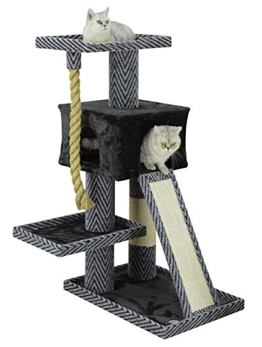 Go Pet Club Sequoia Cat Tree LP-854
