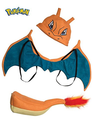 Pokemon Charizard Child Costume Kit from Rubie's Costume