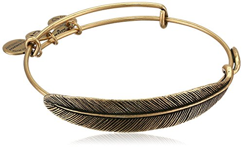 Alex Ani Rafaelian Gold Tone Bracelet