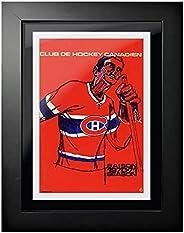 Montreal Canadiens Program Cover - Club de Hockey Canadien 1970-1971 Season
