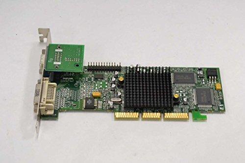 MATROX 7012-03 G55+MDHA32DB 32MB VIDEO GRAPHICS PCB CIRCUIT BOARD A B337581