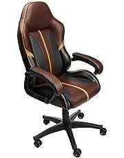 Cadeira Gamer Profissional Air Bc-1 Boss Brown Coffee, Thunderx3, Marrom