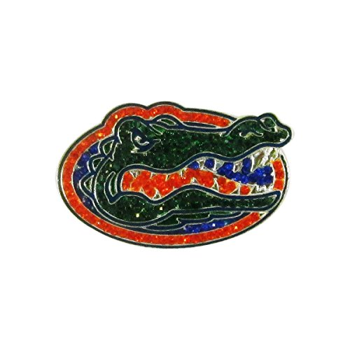 Florida Gators Crystal Mascot Pin