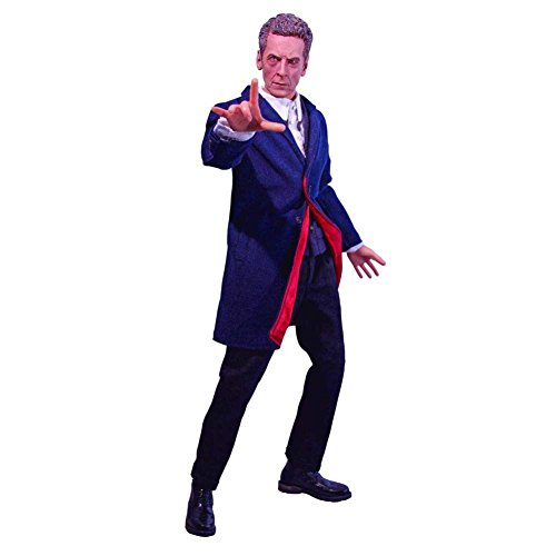 Big Chief Studios Doctor Who: The Twelfth Doctor Series 8 1:6 Scale Limited Edition Collector Action Figure