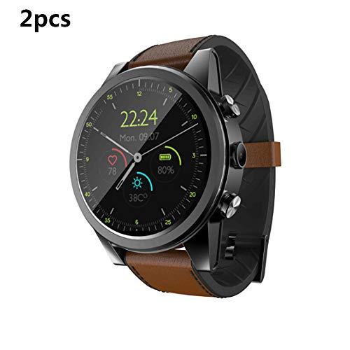 ZUKN 4G Smartwatch Ip67waterproof AI Voice Smart Bracelet with Pedometer Heart Rate Monitor3gb+32GB 2MP Camera SIM Wifi…
