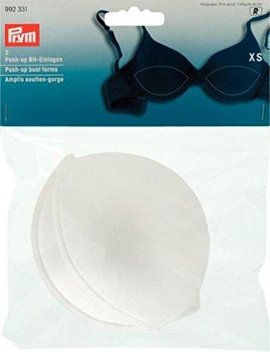 bianco piccola forma colore pezzi a di Prym seno 2 ZnRqxF8