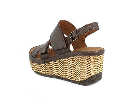 BUSSOLA Tate Womens Sandal Taupe luS6WXuDg