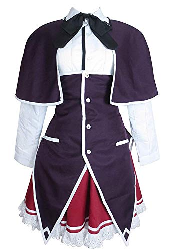 LYLAS Cosplay Costume Halloween Uniform Dress Outfit Full