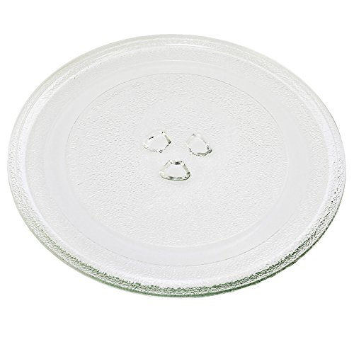 9 inch glass microwave turntable - 2
