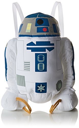 Comic Images R2-D2 Buddies Plush Backpack - R2d2 Movie Costume