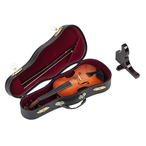 Broadway Gifts Miniature Violin Music Box
