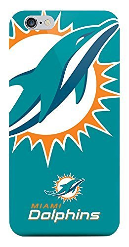NFL Miami Dolphins Sports XL TPU Case for iPhone 6 (Miami Dolphins Best Quarterback)