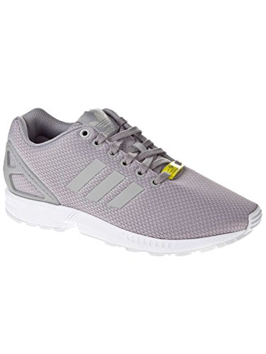 Grey adidas Flux adidas Trainers Men's Flux 8qXHwx