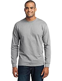 Men's Big And Tall Shrink Resistant T-Shirt