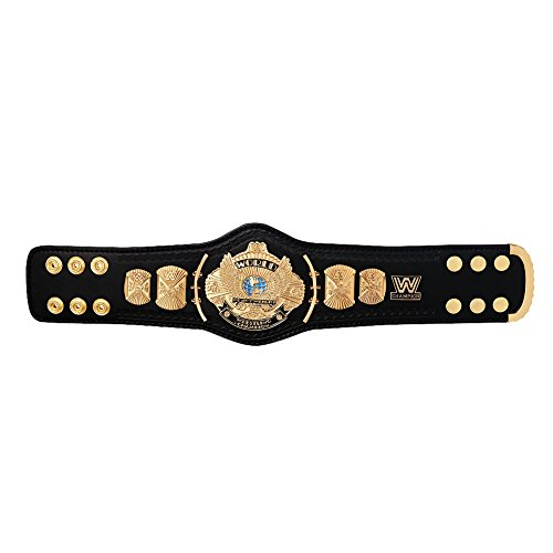 mpionship Mini Replica Title Belt ()