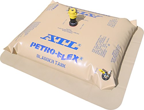 "75 Gallon ATL Petro-Flex ""Pillow-Style"" Marine Range Extension Fuel Bladder"