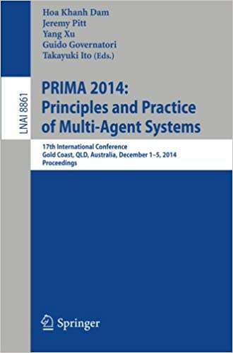 PRIMA 2014: Principles and Practice of Multi-Agent Systems: