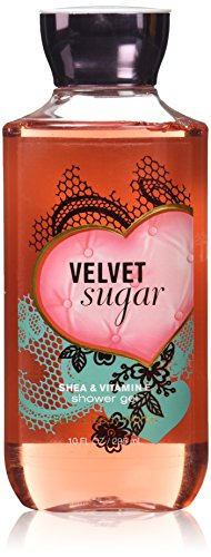 Bath and Body Works Signature Collection Shower Gel Velvet Sugar
