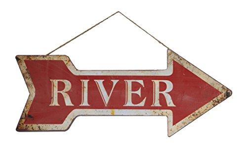 Creative Co-op Metal Arrow Shaped River Wall Decor Review