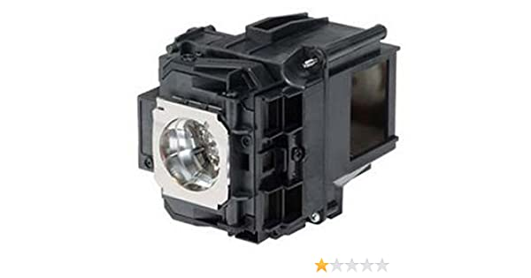 Powerlite Pro G6150 Epson Projector Lamp Replacement Projector Lamp Assembly with High Quality Genuine Original Osram P-VIP Bulb inside.