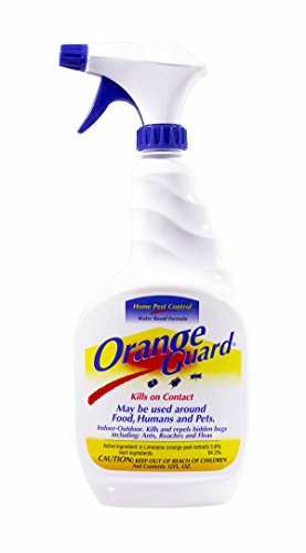 Orange Guard Home Pest Control Water Based Formula 32 FL. OZ. (Pack of 2) by ORANGE GUARD