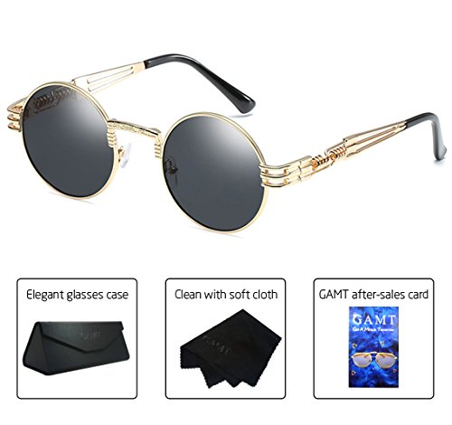 GAMT Glasses Steampunk Sunglasses Eyewear product image