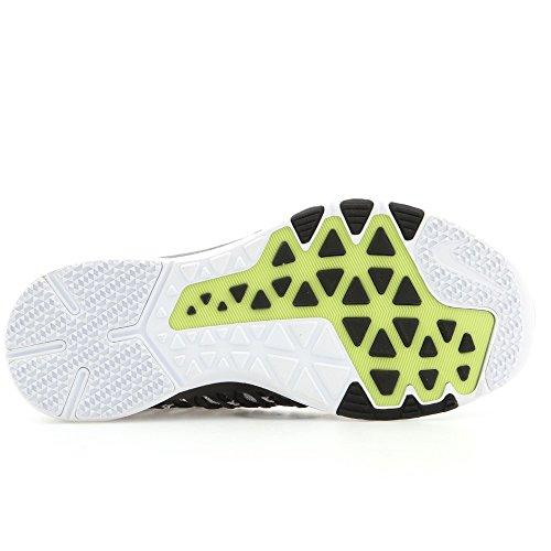f0652aa4e2f5 Nike Train Ultrafast Flyknit 843694-010 Black White Dark Grey Men s Training  Shoes