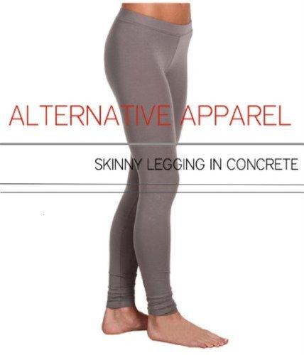 - Skinny Leggings(CONCRETE,LARGE)