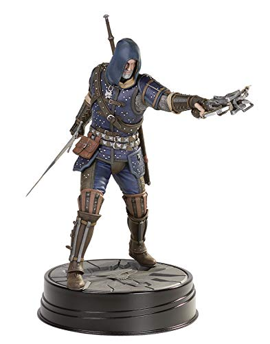 Dark Horse Deluxe The Witcher 3 Wild Hunt: Geralt Grandmaster Feline - Game Figures Video Statues And