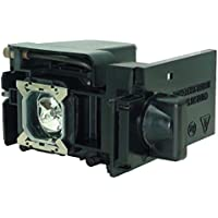 AuraBeam Professional Panasonic TY-LA1001 Television Replacement Lamp with Housing (Powered by Philips)