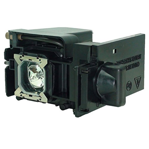 AuraBeam Replacement Lamp for Panasonic PT-52LCX66 TV with Housing