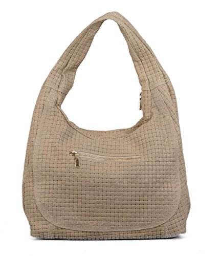 My-Musthave, Borsa tote donna Beige beige