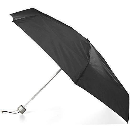 - totes Compact Water-Resistant Travel Foldable Umbrella