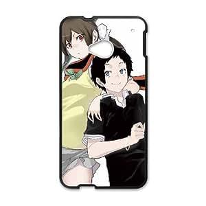 HTC One M7 Cell Phone Case Black Yozakura Quartet M2374592