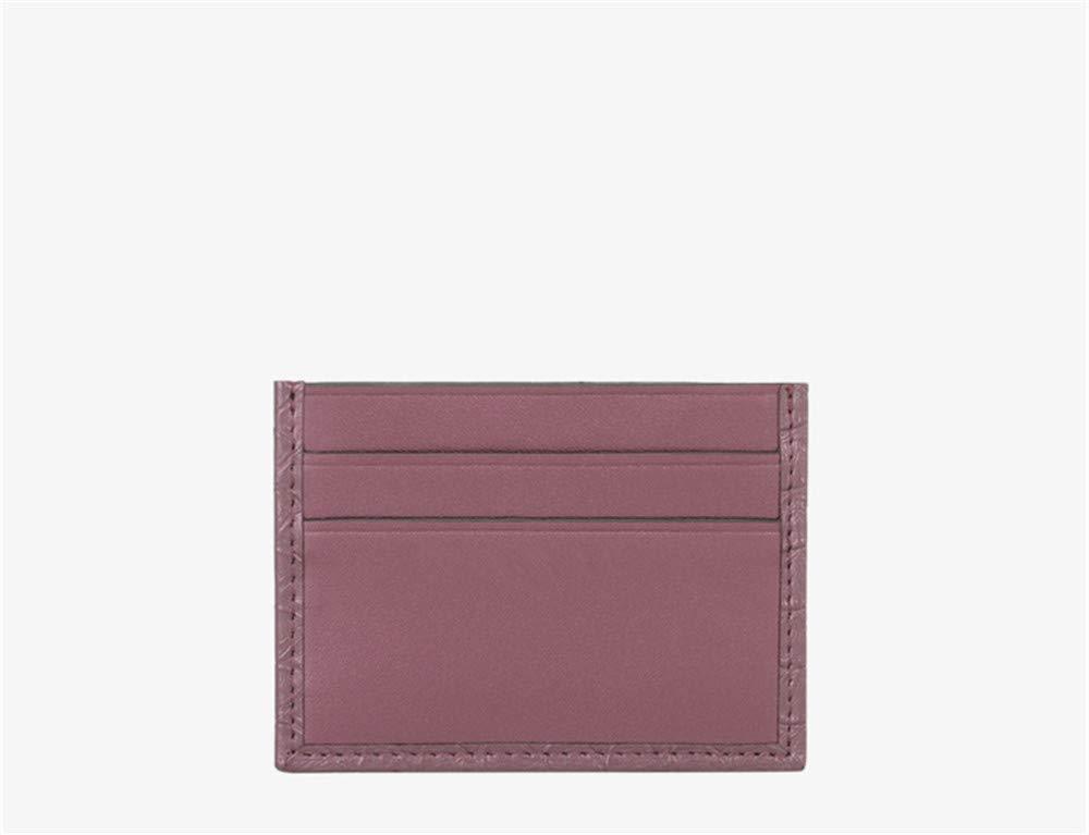 LJYkatins Einfache einfarbige Damen-Kartenbörse B07M5BVHXG Geldbrsen