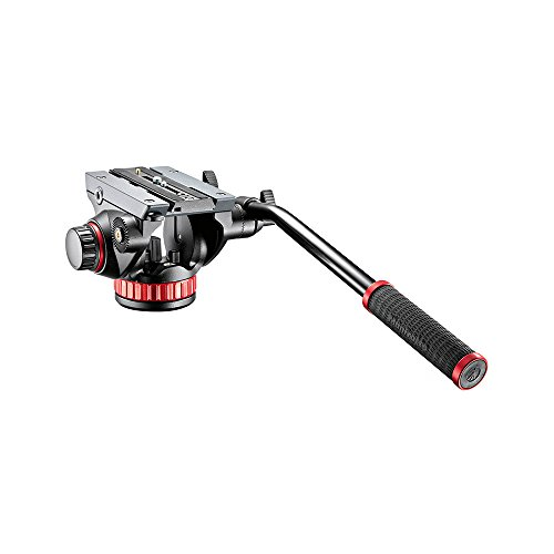 Manfrotto 502 Video Head MVH502AH (1 Assembly Fluid)