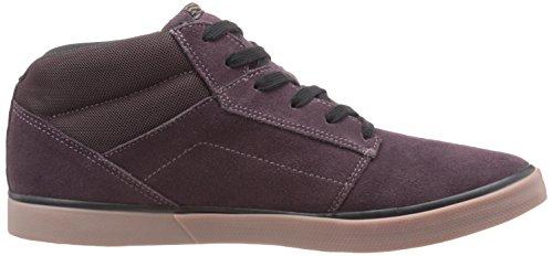 Volcom Hombres Grimm Mid 2 Fashion Sneaker Soil