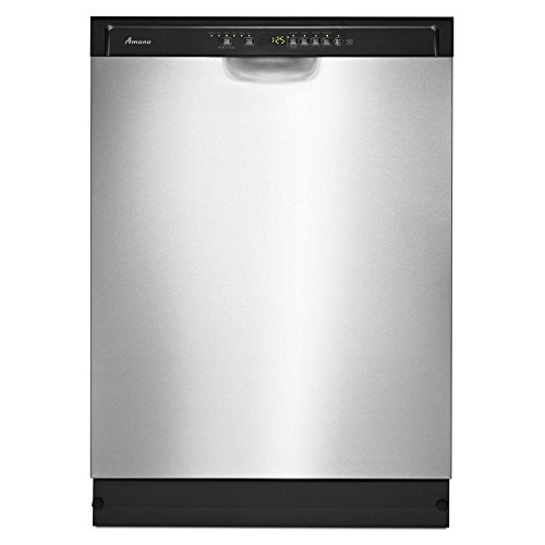 Amana ADB1700AD 24 Inch Wide Energy Star Rated Built-In Dishwasher with 1-Hour F, Stainless Steel by Amana