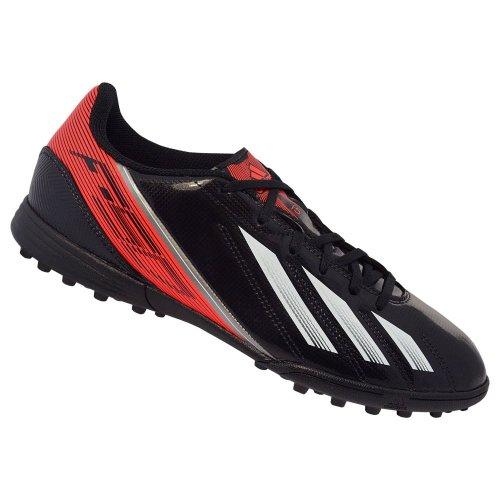 Adidas Leistung F5 Trx Tf Herren Schwarz Fußball Stiefel Schuhe Trainer Sneaker
