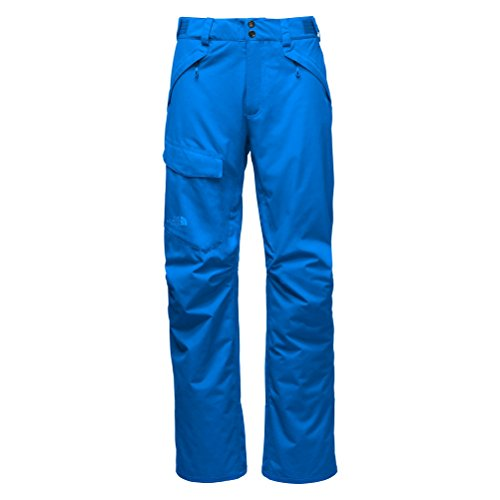 The North Face Freedom Insulated Short Mens Ski Pants - X-Large Short/Bomber Blue by The North Face