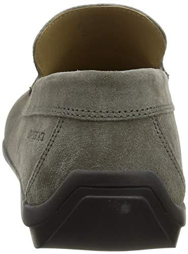 Mocassini Cd003 loafer Grigio Uomo Leman Lumberjack grey H7xpzqw