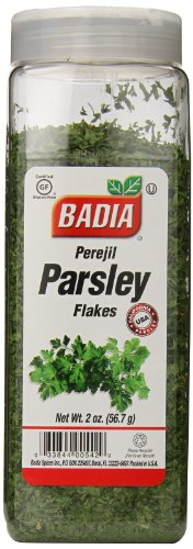 Price comparison product image Badia Parsley Flakes,  2 Ounce (Pack of 6)