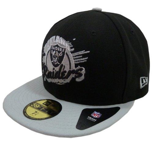Oakland Raiders–New Era Casquette–Circle Circuit–Team