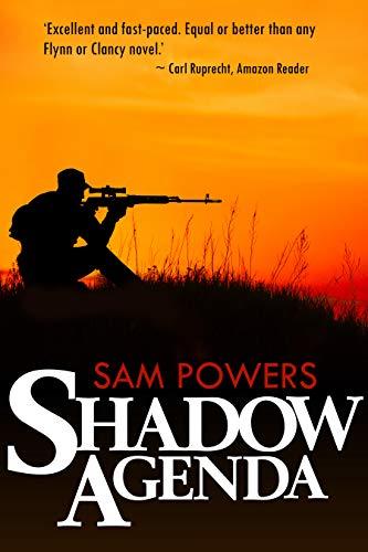 (Shadow Agenda: A Joe Brennan Spy Thriller)