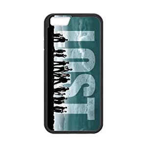 lost iPhone 6 4.7 Inch Cell Phone Case Black Custom Made pp7gy_3354979