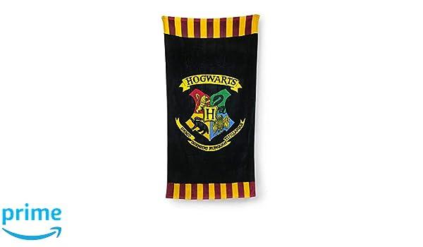 Color Rojo new discount 70 x 140 cm Toalla de Playa o Toalla de ba/ño dise/ño de Escudo de Harry Potter