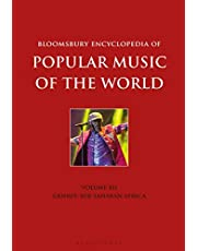 Bloomsbury Encyclopedia of Popular Music of the World, Volum